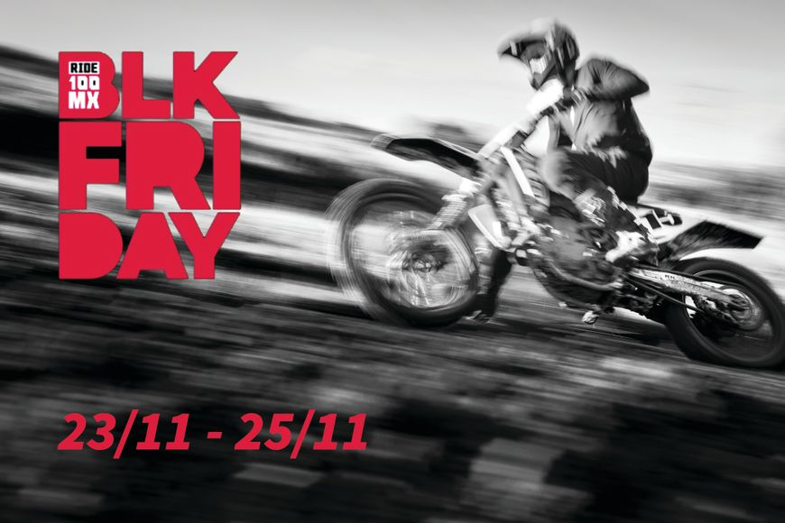 Black Friday в RIDE100MX