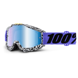 Очки 100% Accuri Brentwood / Mirror Blue Lens