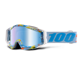 Очки 100% Racecraft Hyperloop / Mirror Blue Lens