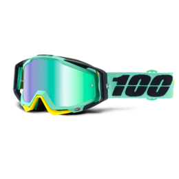 Очки 100% Racecraft Kloog / Mirror Green Lens