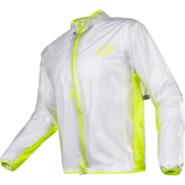 Дождевик Fox Fluid MX Jacket Yellow