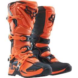 Мотоботы Fox Comp 5 Boot Orange