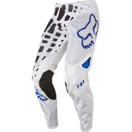 Мотоштаны Fox 360 Grav Airline Pant White