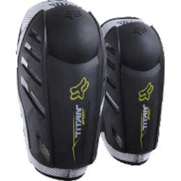 Налокотники Fox Titan Sport Elbow Guard Black
