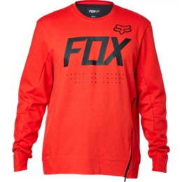 Толстовка Fox Brawled Tech Crew Fleece Flame Red