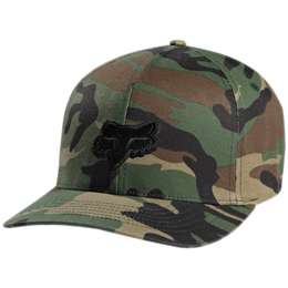 Бейсболка Fox Legacy Flexfit Hat Camo