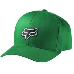 Бейсболка Fox Legacy Flexfit Hat Kelly Green