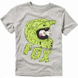 Футболка детская Fox Kids Neubert SS Tee Heather Grey
