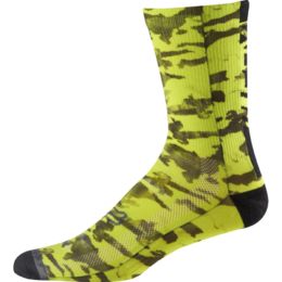 Носки Fox Creo Trail 8-inch Sock Flow Yellow