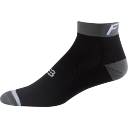 Носки Fox Logo Trail 4-inch Sock Black