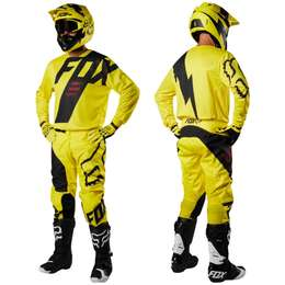 Мотоштаны Fox 180 Mastar Pant Yellow