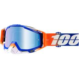 Очки 100% Racecraft Roxburry / Mirror Blue Lens