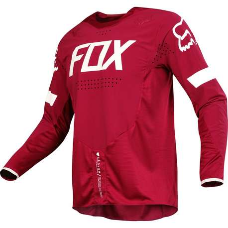 Мотоджерси Fox Legion Jersey Dark Red