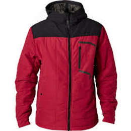Куртка Fox Podium Jacket Dark Red