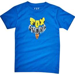 Футболка детская Fox Kids Lyruh SS Tee True Blue