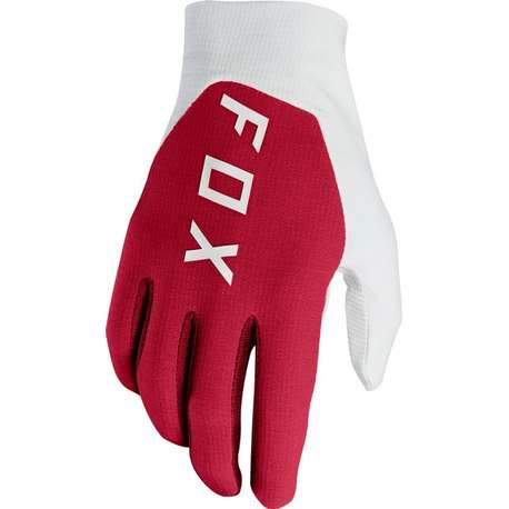 Мотоперчатки Fox Flexair Preest Glove Dark Red S
