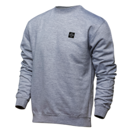Толстовка Seven Benchmark Crew Neck Heather Gray