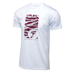 Футболка Seven Blockade Tee White Heather