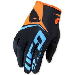 "Мотоперчатки UFO ""VANGUARD"" GLOVE Black/Orange"