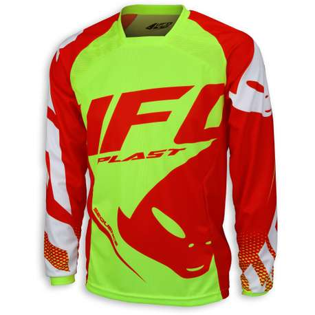 Мотоджерси UFO SEQUENCE JERSEY Red