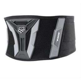 Защитный пояс Fox Turbo Belt Black/Gray