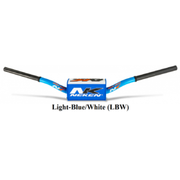 Руль Neken OS BAR 85 LW LIGHT BL/WH