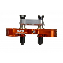 Мост (ВЕРХ) Neken SFS SP TOP CLAMP SX-SXF 125-450 (2013-2019) Orange