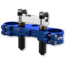 Мост (ВЕРХ) Neken SFS SPRING TOP CLAMP TC / FC 125-450 (2015-2019) Blue
