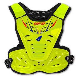 Защита панцирь UFO REACTOR 2 EVOLUTION Neon Yellow