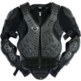 Защита панцирь UFO SCORPION BODY SUIT Black