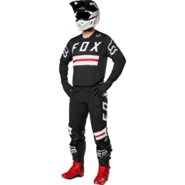 Мотоштаны Fox Flexair Preest LE Pant Black/Red