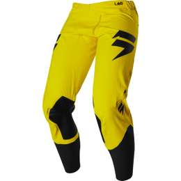 Мотоштаны Shift Blue Risen 2.0 Pant Navy/Yellow