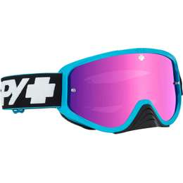 Очки MX SPY WOOT Race BLU-SMK/PINK SPECTRA-CLEAR AFP