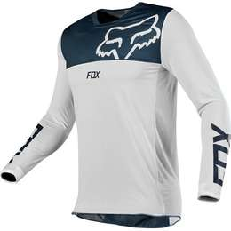 Мотоджерси Fox Airline Jersey Navy/White