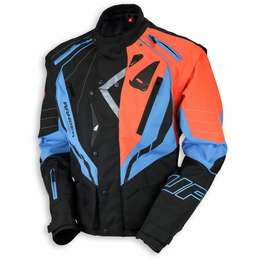 Мотокуртка UFO ENDURO JACKET Black