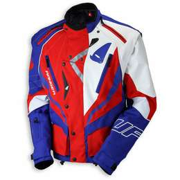 Мотокуртка UFO ENDURO JACKET Red