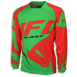 Мотоджерси UFO SEQUENCE JERSEY Green