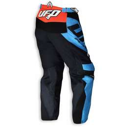"Мотоштаны UFO ""VANGUARD"" PANTS Black"