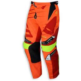 "Мотоштаны UFO ""HYDRA"" PANTS Orange"
