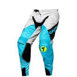 Мотоштаны Seven Rival Militant Pant Blue/Cement W32