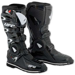 Мотоботы UFO RECON Boots Black