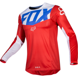 Мотоджерси Fox 360 Kila Jersey Blue/Red
