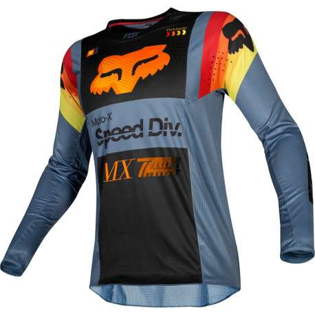Мотоджерси Fox 360 Murc Jersey Blue Steel
