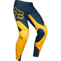Мотоштаны Fox 360 Kila Pant Navy/Yellow