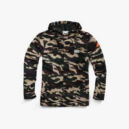 Куртка 100% Apache Hooded Snap Jacket Camo