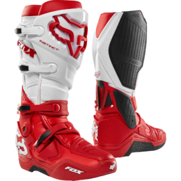 Мотоботы Fox Instinct Boot Red