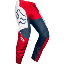 Мотоштаны Fox 180 Przm Pant Navy/Red
