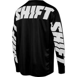Мотоджерси Shift White York Jersey Black