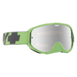 Очки MX Spy Optic WOOT Race JERSEY GREEN - SMOKE GREEN SPECTRA + CLEAR AFP