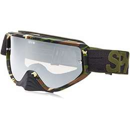 Очки MX Spy Optic WOOT Race FATIGUE - SMOKE SILVER SPECTRA + CLEAR AFP